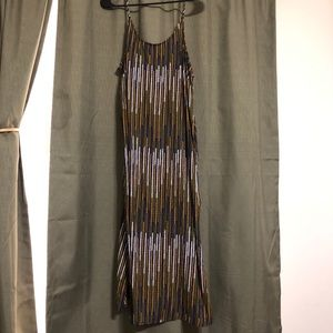 H&M Dresses - Moving Sale // H&M Maxi Dress, Spaghetti Strap